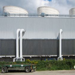 Linz AG – Cooling Tower